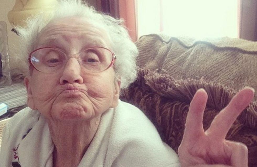 Pour soutenir sa grand-mère atteinte d'un cancer, il fait d'elle une véritable star sur Instagram