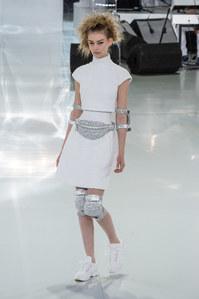 Défilé Chanel Haute Couture printemps-été 2014