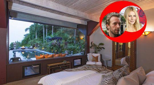 La villa a Malibu di Gwyneth Paltrow e Chris Martin