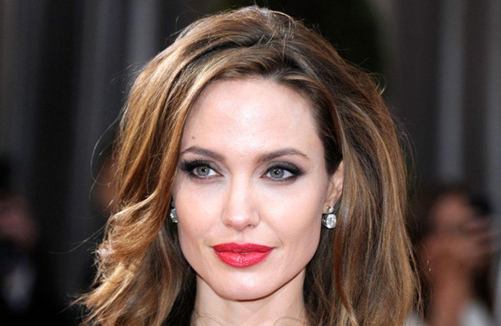 Pucker Up! How To Do A Red Lip Like Angelina Jolie