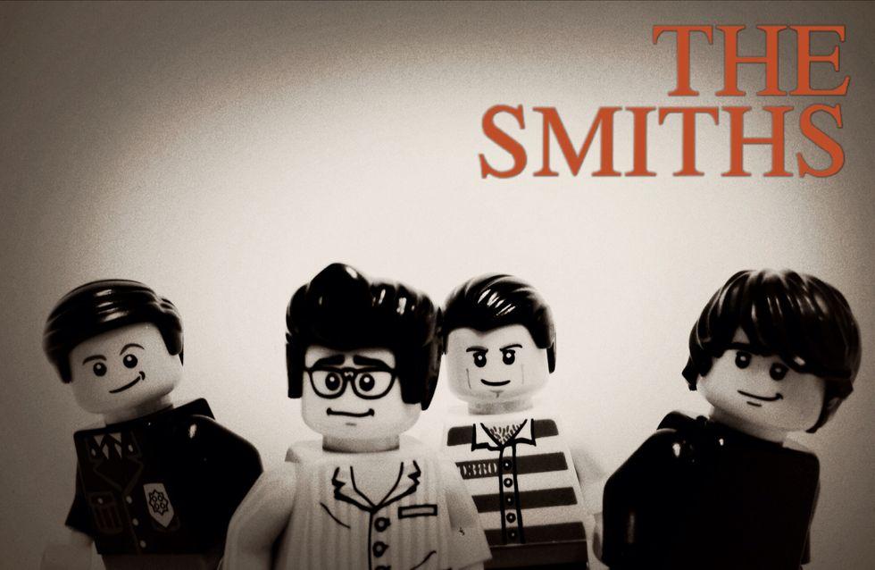 As versões em LEGO das bandas mais icônicas do mundo são incríveis