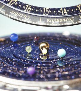 Van Cleef & Arpels lancia Midnight Planétarium, l'orologio per osservare i p