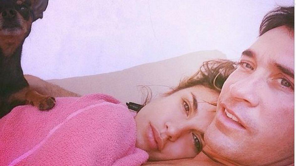 Elisabetta Canalis e Brian Perri: Altro che crisi! Le foto romantiche