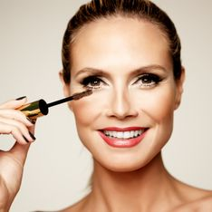 Heidi Klum : Ses coups de cœur make-up avec Astor