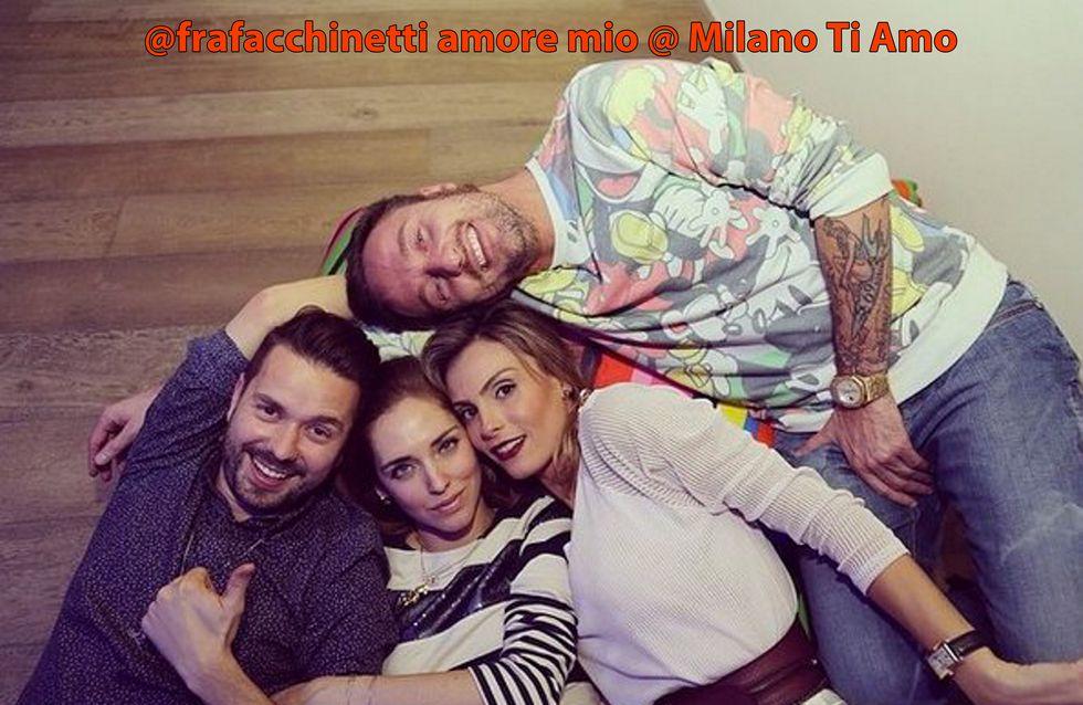 La nuova fiamma di Francesco Facchinetti dichiara il suo amore per lui su Twitter