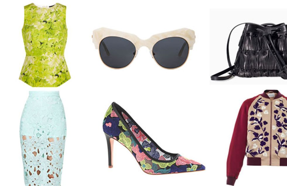 10 Must-Have Spring Items: Your Shopping List Starts Here