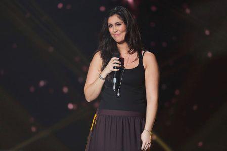 Claudia Costa (team Florent Pagny)