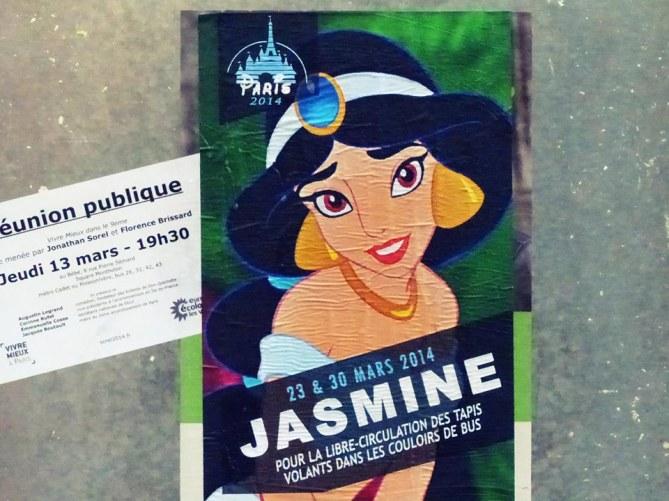 L'affiche de Jasmine