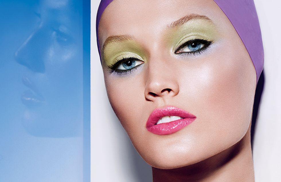 Los tonos neón inundan la nueva colección de maquillaje de Nars