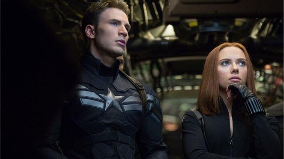 Captain America 2 : Notre rencontre avec Scarlett Johansson et Chris Evans (vidéo)