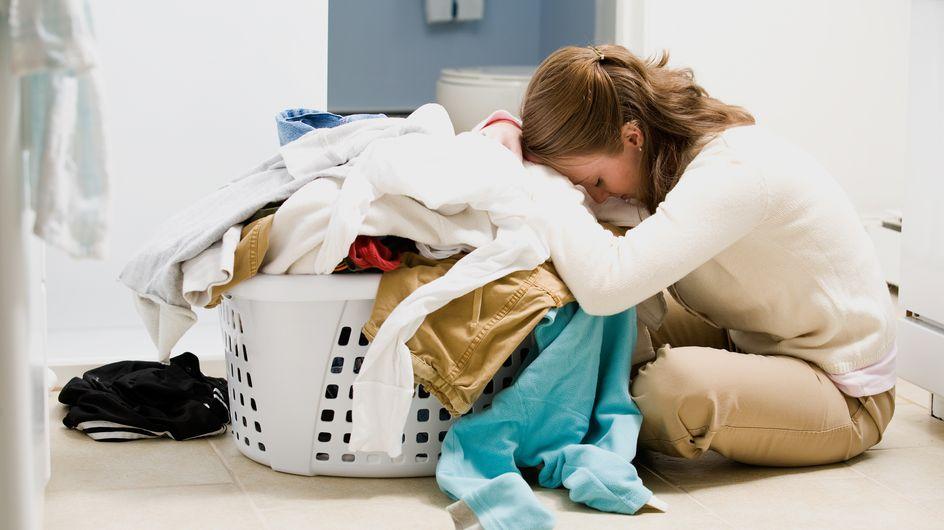 10 cosas que se te pasan por la mente cuando haces las labores domésticas