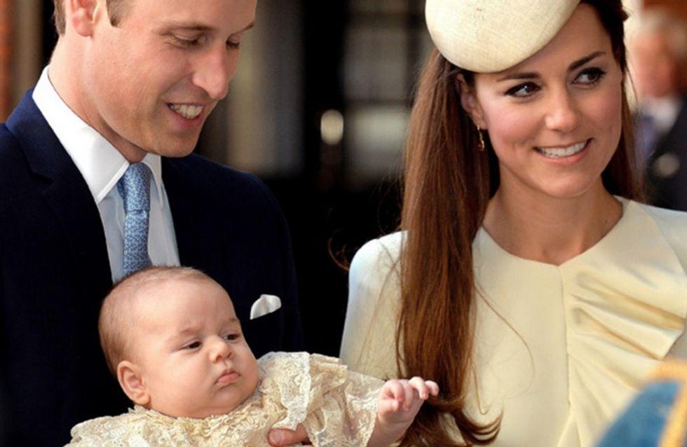 Kate Middleton : Très satisfaite de la nouvelle nourrice du prince George