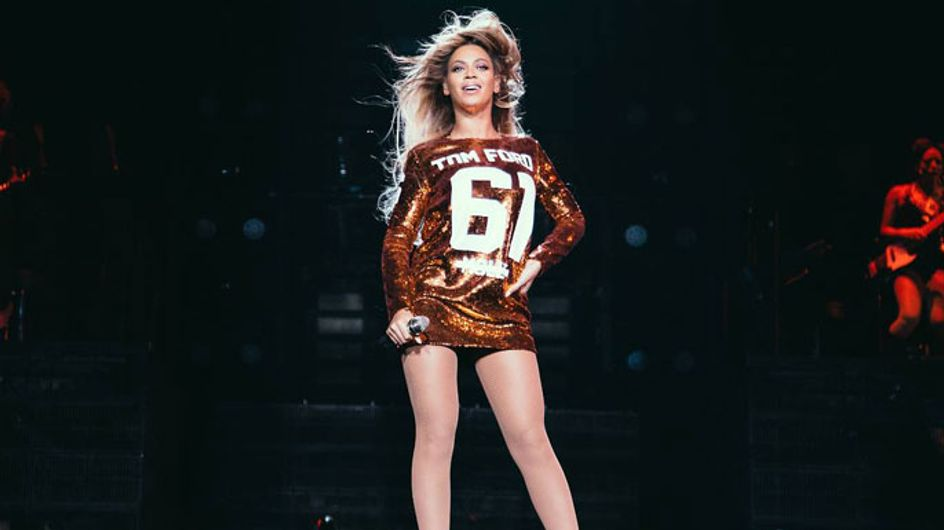 Beyoncé Pays Tribute To Husband Jay-Z With Tom Ford Dress & Our Other Fave Jayonce Moments