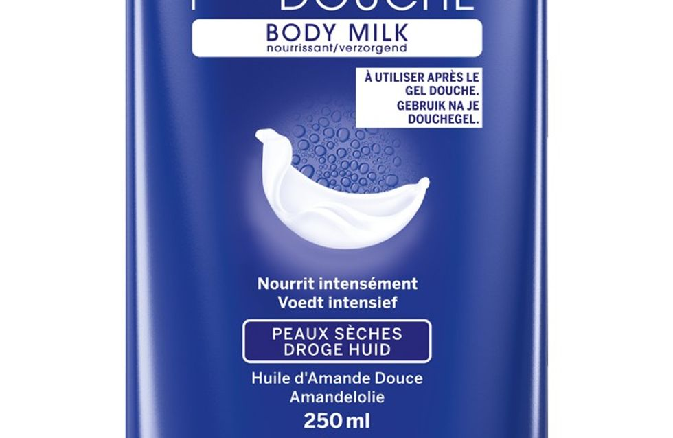 On a testé: Body Milk Sous la Douche par NIVEA