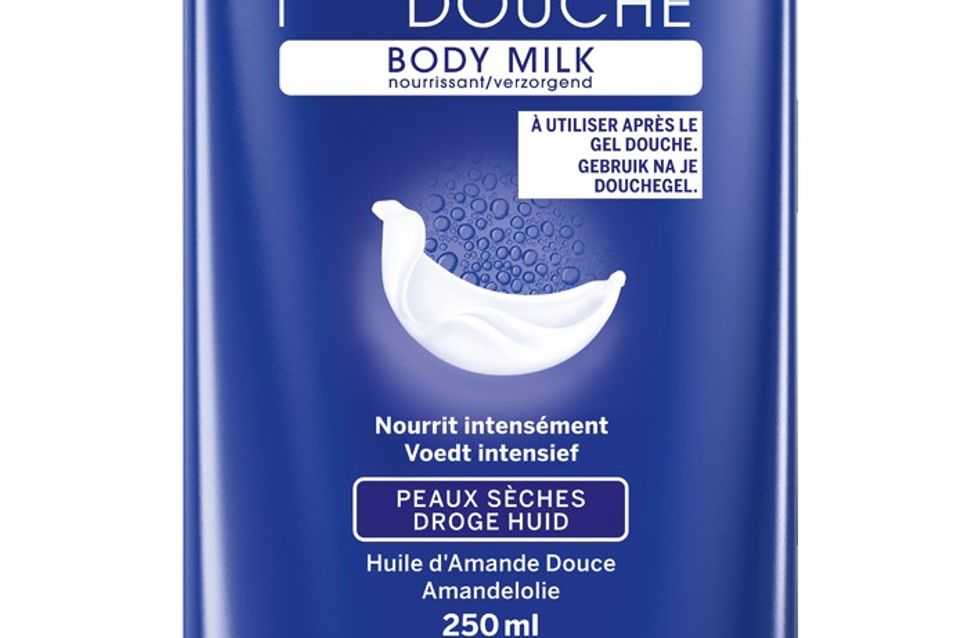 Getest: Body Milk Onder de Douche van NIVEA