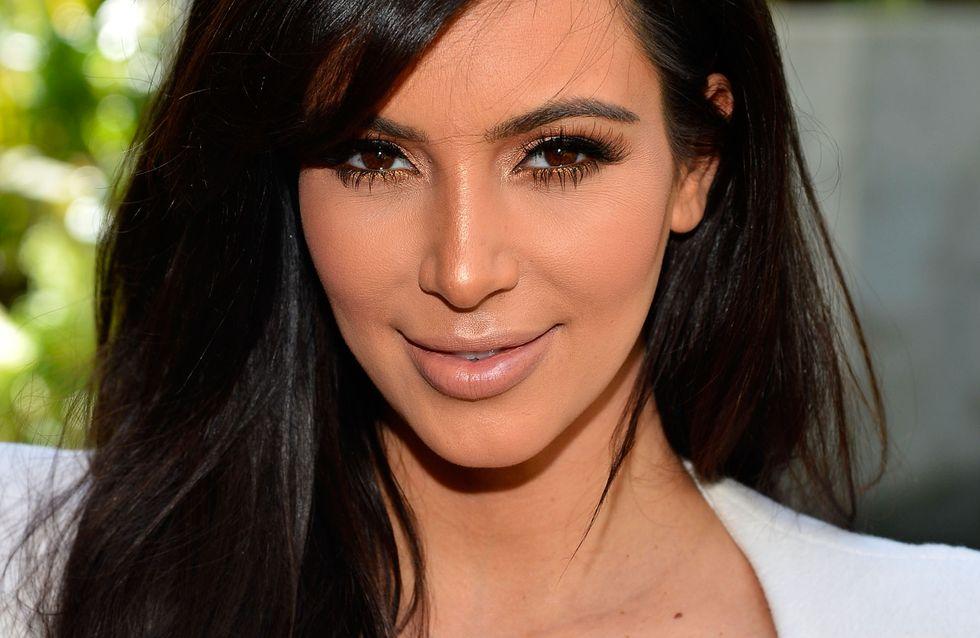 Kim Kardashian : Son nouveau secret pour des cheveux de rêve