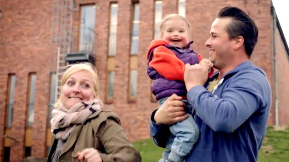 Wir sind happy! Das schönste Video zum Welt-Down-Syndrom-Tag