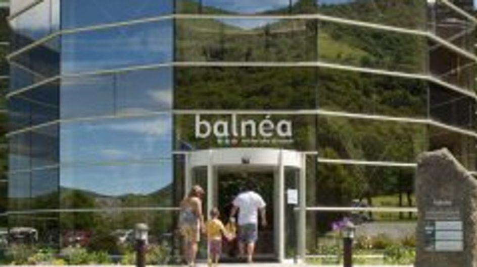 Les sources Balnéa : prenez un bain d'eau pure
