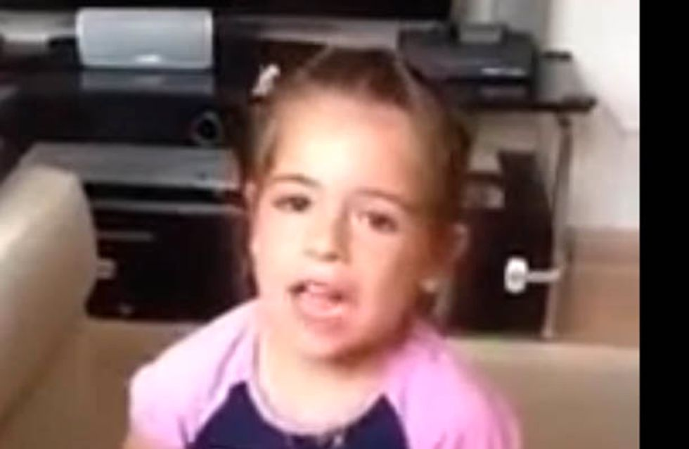 This Dad Makes His Daughter Promise She Will NEVER Have A Boyfriend. Her Reaction Is Priceless