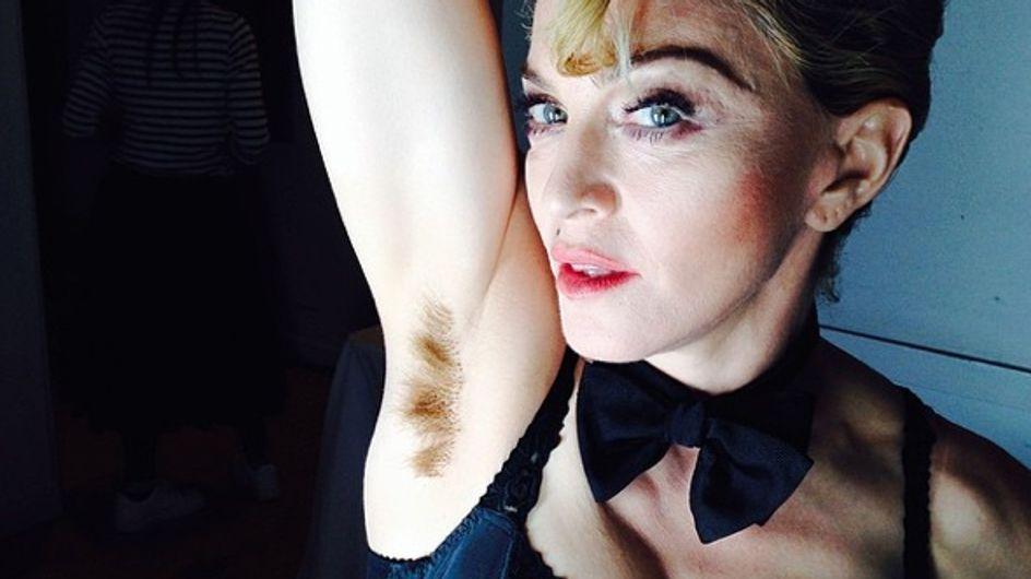 Madonna come non l'hai mai vista. Guarda la foto!