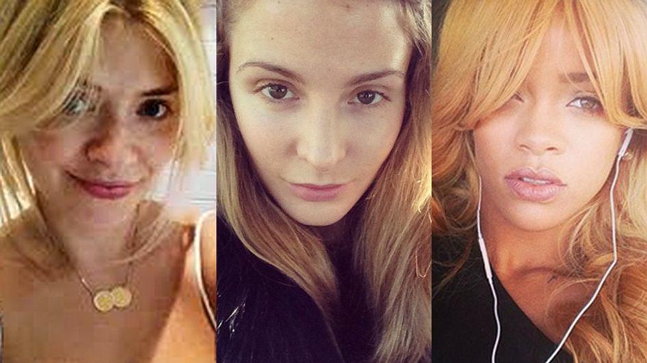 """Faites votre """"no make-up selfie"""" comme les stars, pour soutenir la recherche contre le cancer"""