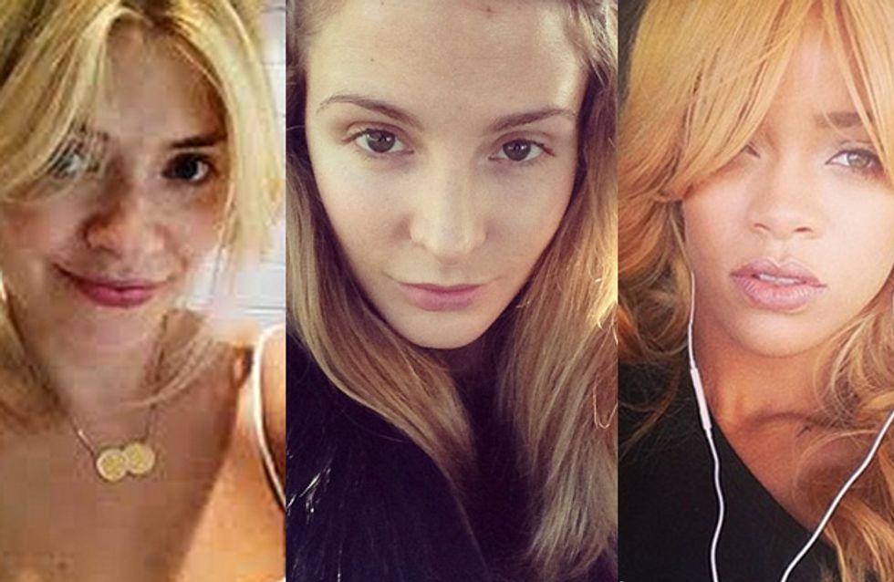 Faites votre no make-up selfie comme les stars, pour soutenir la recherche contre le cancer