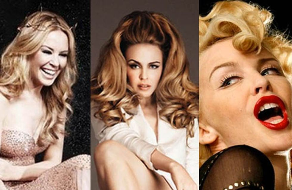 Important Lessons To Be Learned From Kylie Minogue's Hair