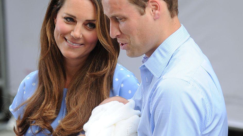 Kate Middleton : Pas de fessée pour le prince George !