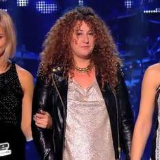 The Voice 3 : Jenifer choisit Ginie Line et Emma Shaka