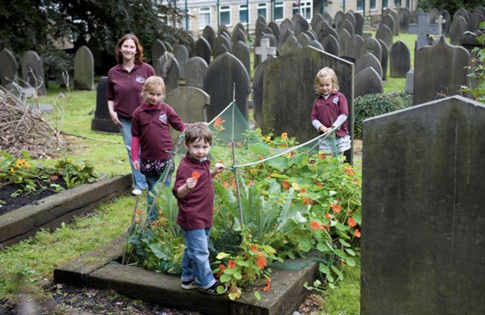 Cibo gratis e orti ovunque: la storia della città di Todmorden