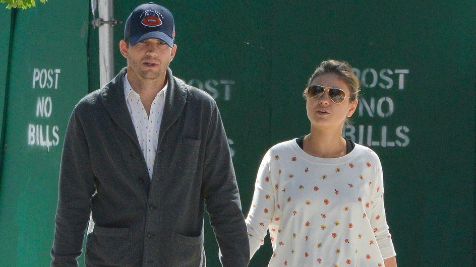 Mila Kunis è incinta!