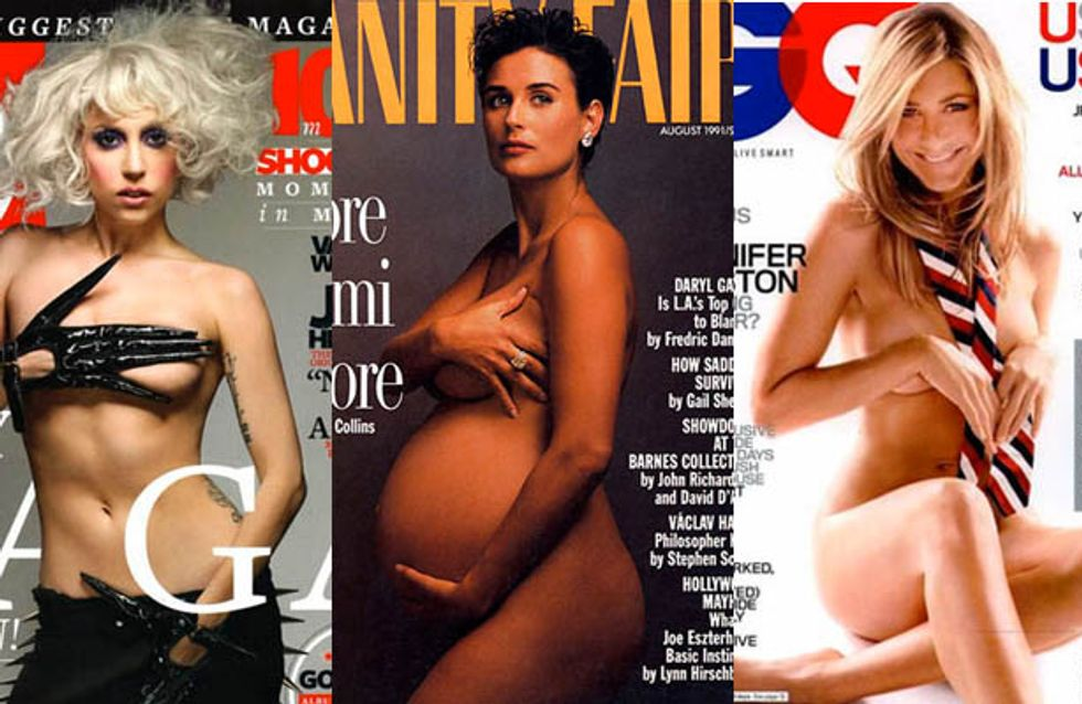 The Most OMG Celeb Magazine Covers Of All Time