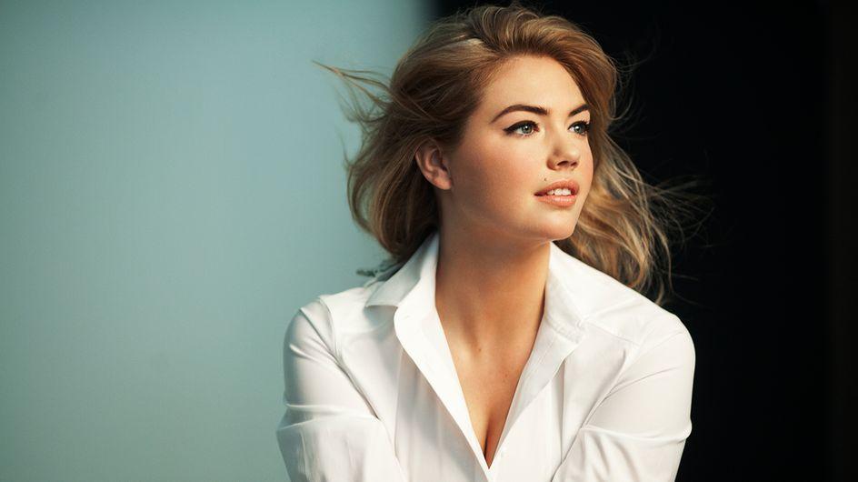 Kate Upton est la nouvelle égérie Bobbi Brown Cosmetics