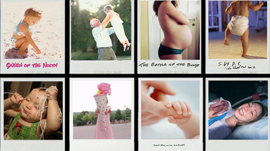 15 unvergessliche Fotos, die jede Mama von ihrem Kind machen sollte
