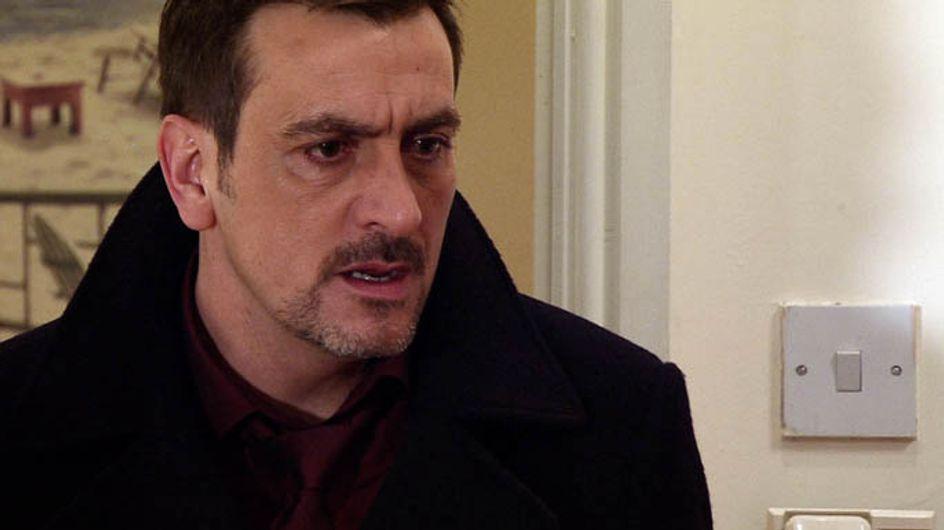 Coronation Street 31/03 – Carla drops a bombshell on Peter