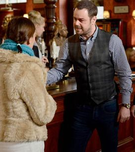 Eastenders 01/04 – Tina's decision has consequences