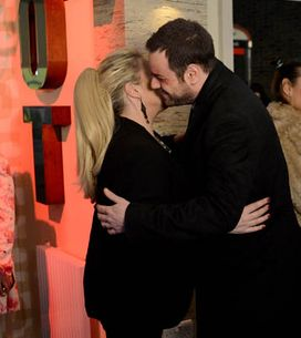 Eastenders 4/04 – It's opening night at Sharon's bar
