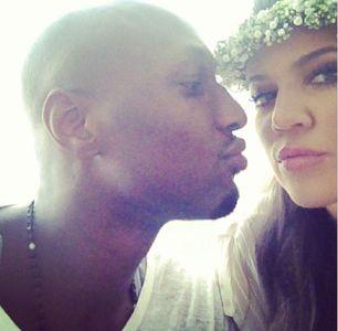 Lamar Odom et Khloé Kardashian