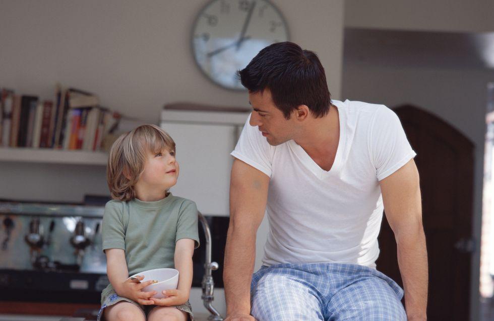 Un père révèle à son fils l'unique bonne raison de se marier. Et ça n'est pas du tout celle que l'on pense !