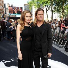 Angelina Jolie : Brad adore être papa