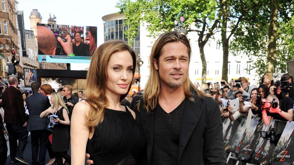 "Angelina Jolie : ""Brad adore être papa"""