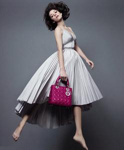 Marion Cotillard pour Lady Dior