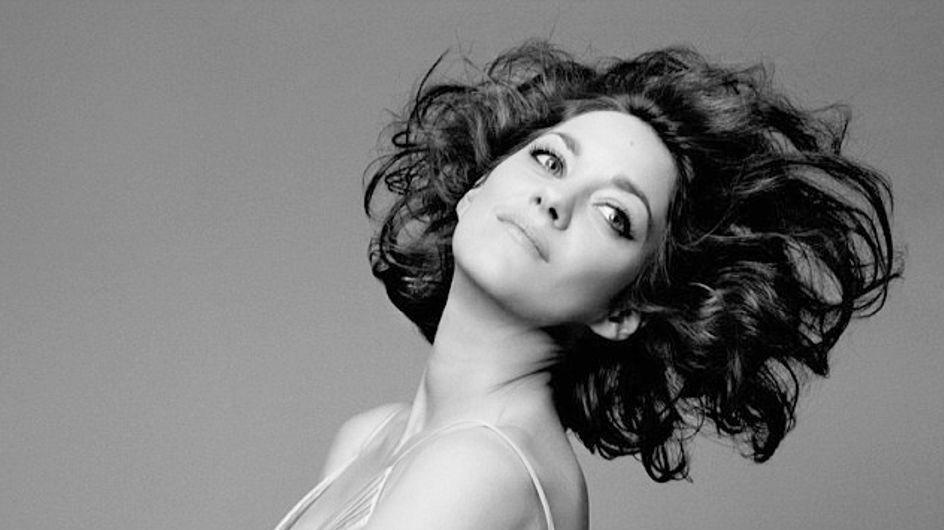 Marion Cotillard : Romantique et rétro pour la nouvelle campagne Lady Dior (photos et vidéo)