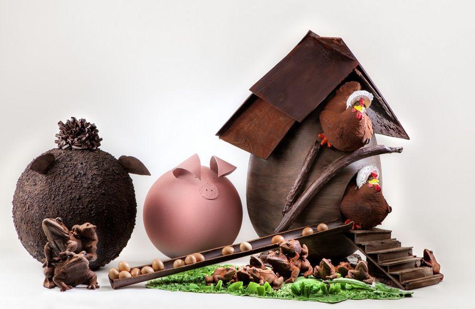 Les chocolats de Pâques qui vous feront fondre...