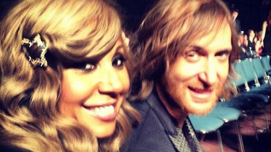 Cathy Guetta : Tout va bien avec David à Las Vegas !