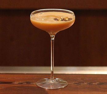 Cocktail Class: How To Make A Coffee Cocktail