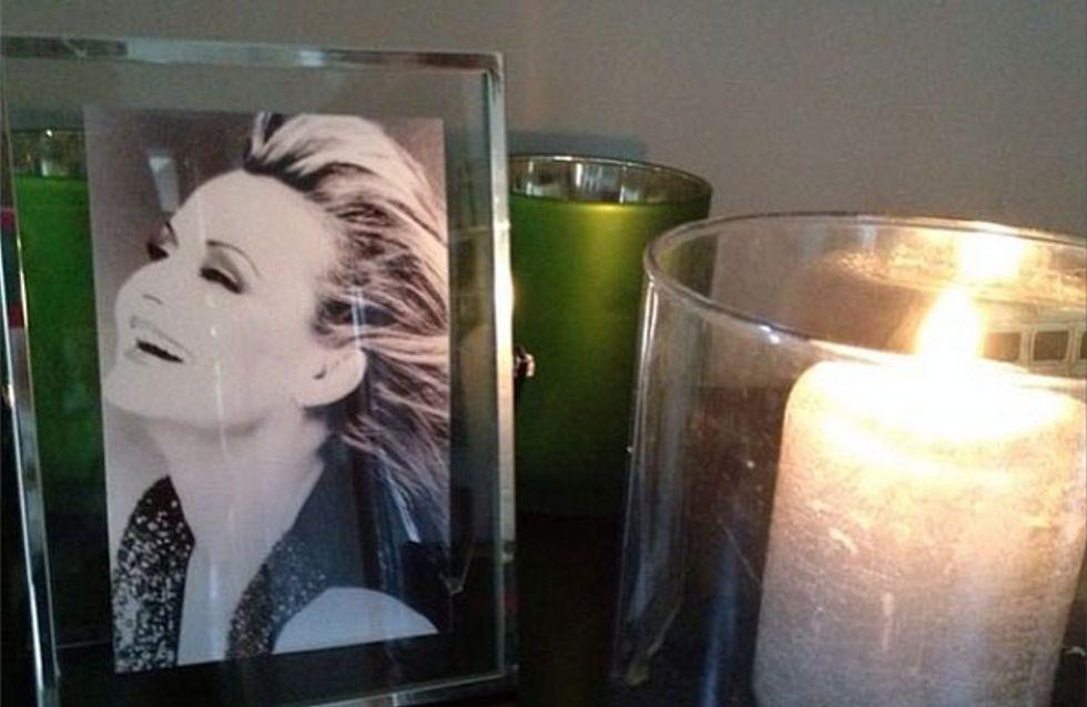 Shaila Dúrcal recuerda a su madre en el aniversario de su muerte