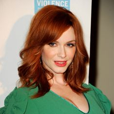 L'Wren Scott : Christina Hendricks (Mad Men) rend hommage à la styliste disparue