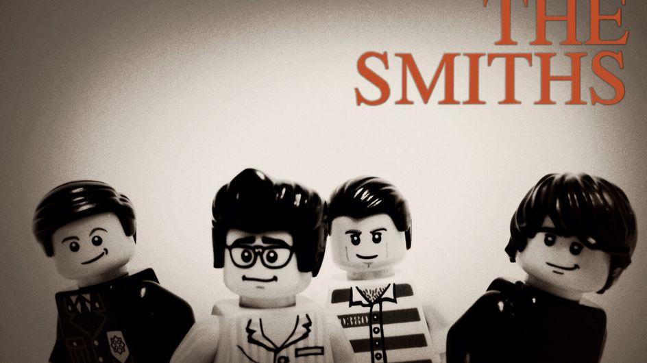 Las bandas más icónicas del mundo en versión LEGO