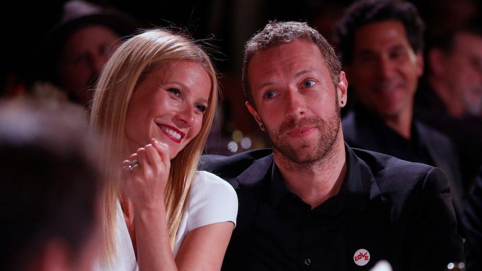 Gwyneth Paltrow y Chris Martin anuncian el fin de su matrimonio